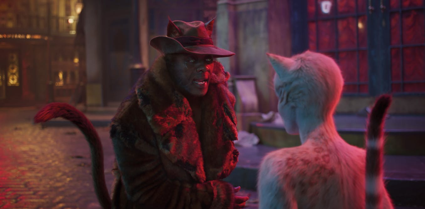 Cats: a box office bomb, but has anyone noticed the ethnic stereotyping?