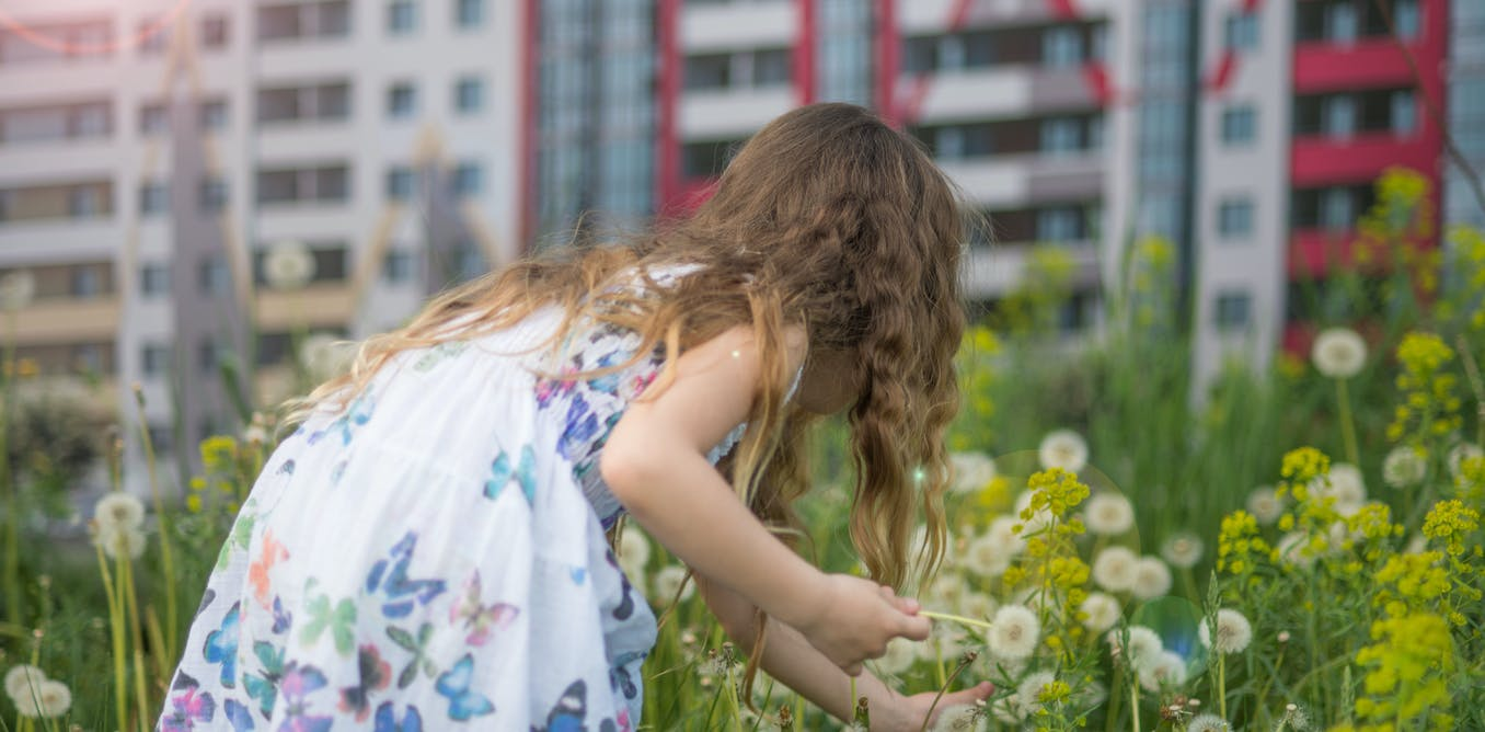 'I need nature, I need space': high-rise families rely on child-friendly neighbourhoods