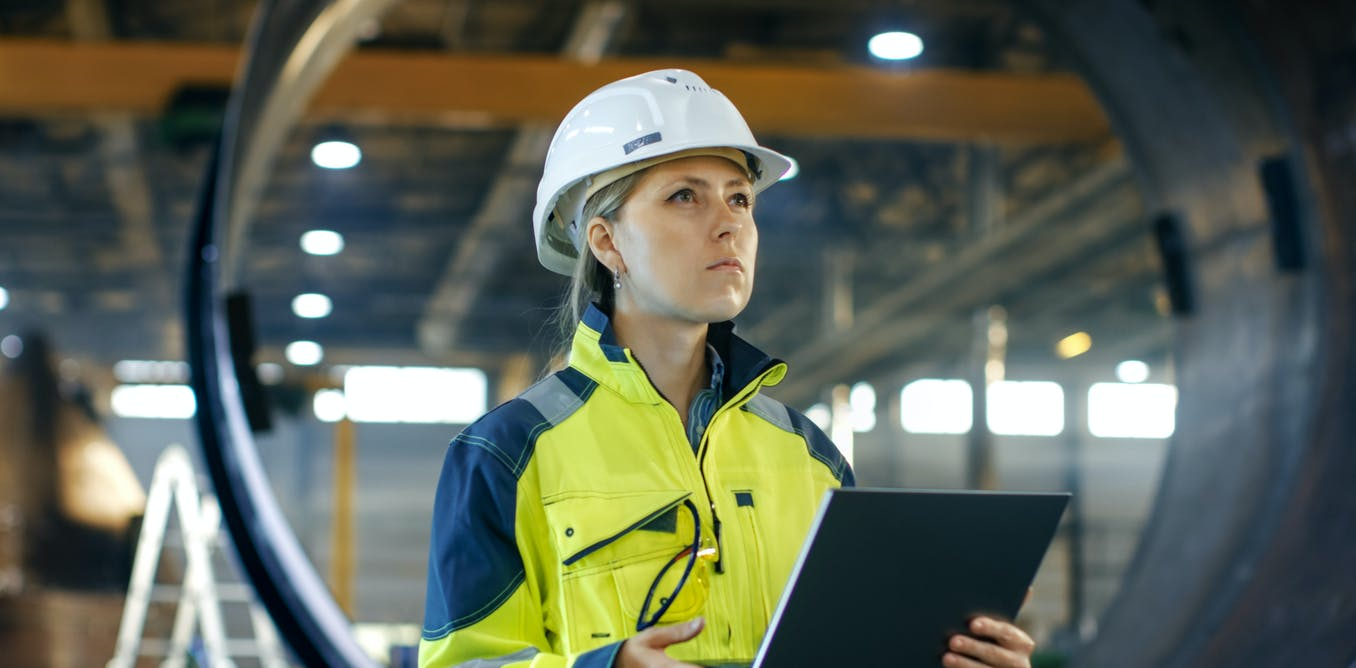 Australia needs more engineers. And more of them need to be women