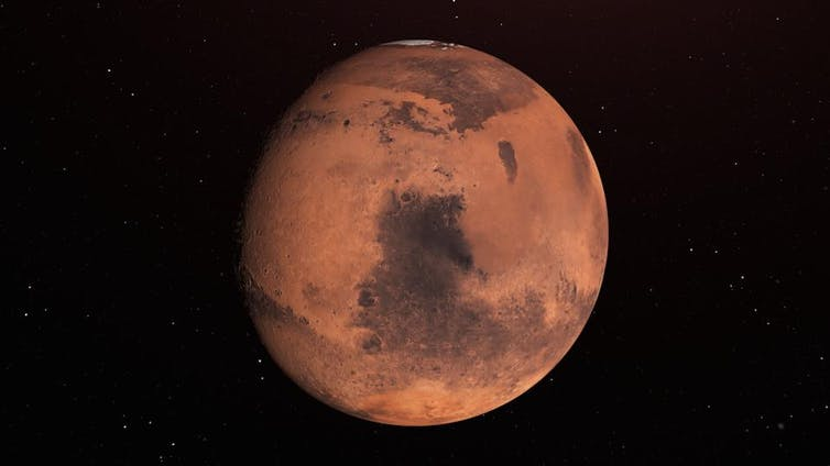 Curious Kids: why can't we put people on Mars?