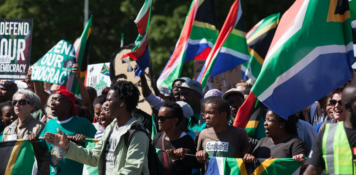 Corruption in South Africa: echoes of leaders who plundered their countries