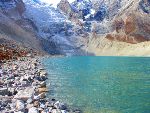 How new meltwater lakes are accelerating shrinkage of ...