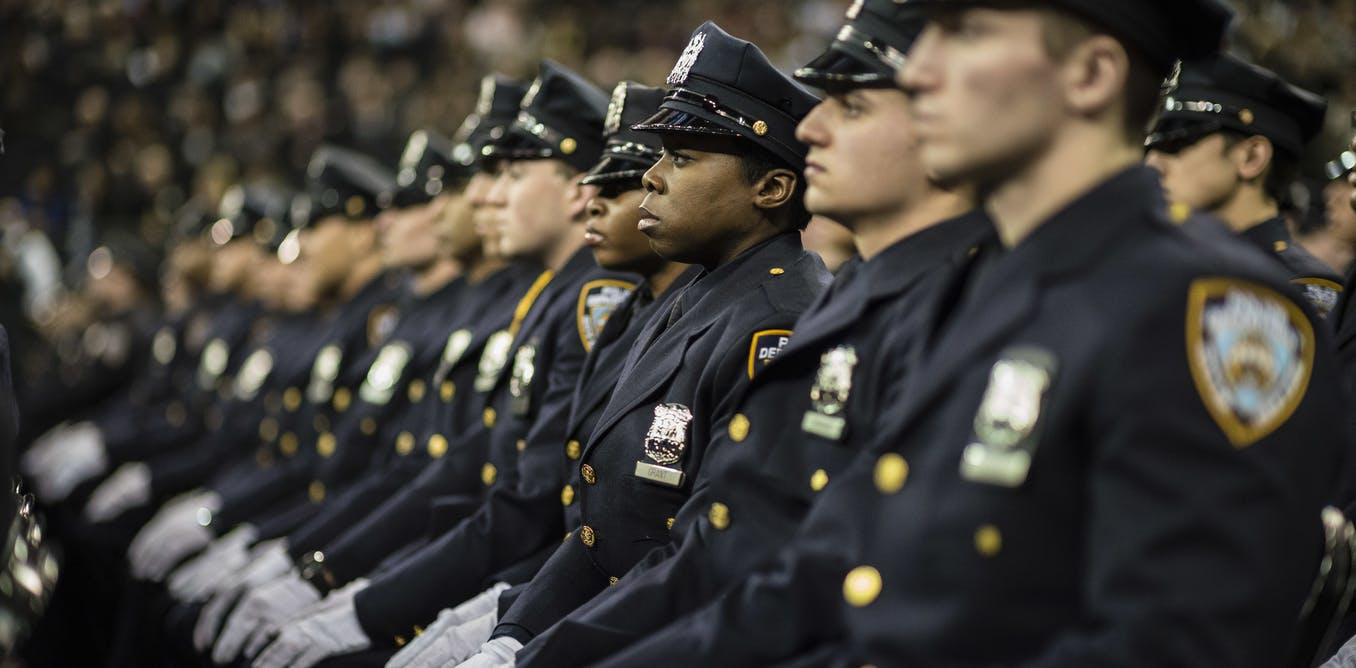 Is hiring more black officers the key to reducing police violence?