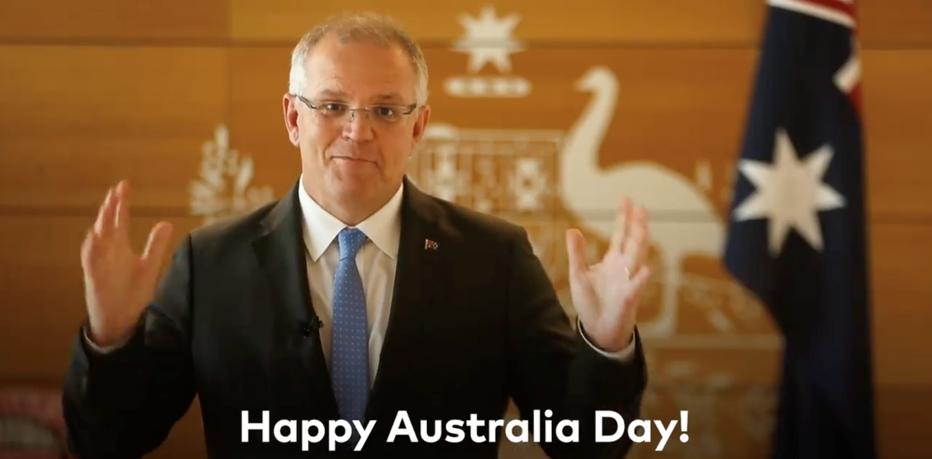 White, male and straight – how 30 years of Australia Day speeches leave most Australians out