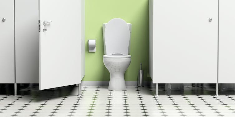 Can't do what you need to do in a public toilet? You're not alone – and there's help