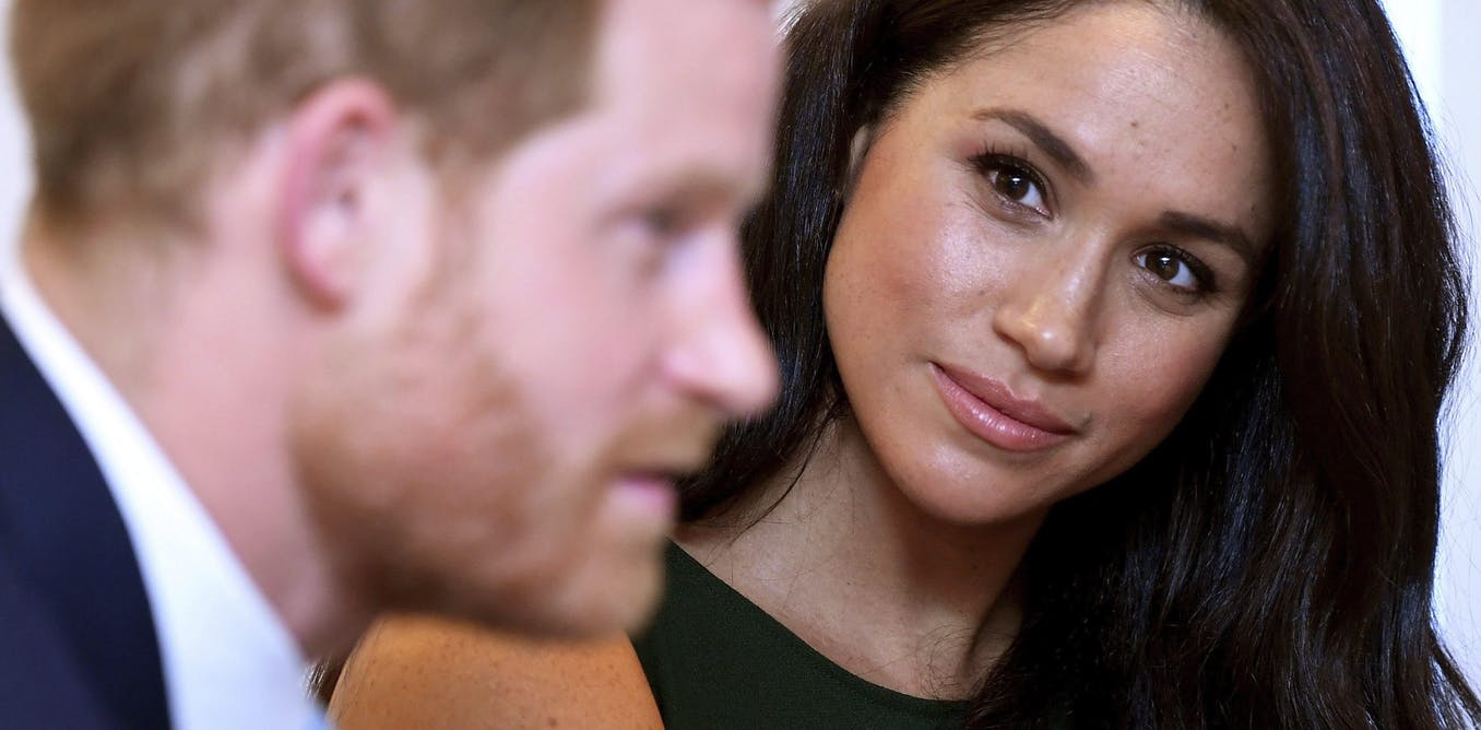 Let's laud Harry and Meghan for their act of self-care — and leave them alone