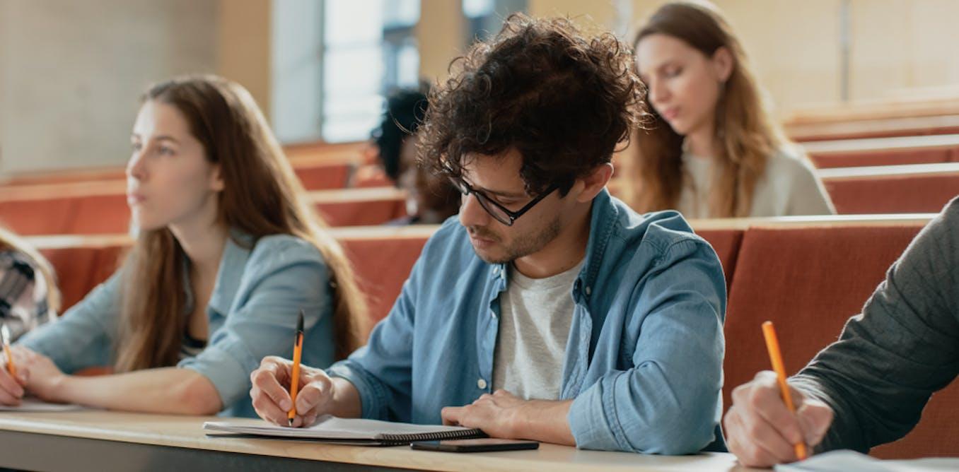 Étudiants : sept astuces pour mieux prendre des notes en cours