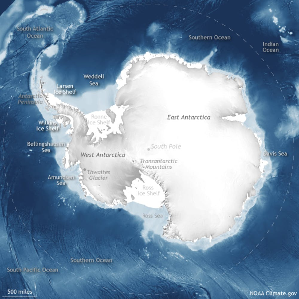 200 Years Of Exploring Antarctica The World S Coldest Most