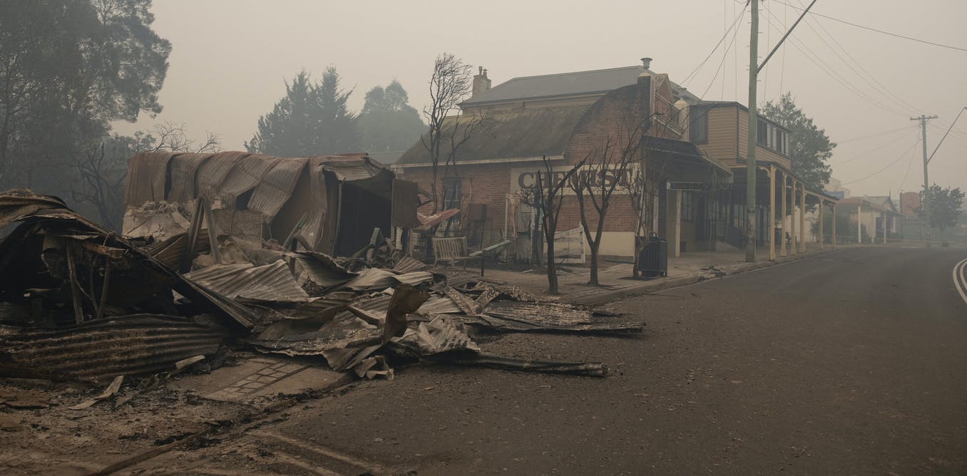 Rebuilding from the ashes of disaster: this is what Australia can learn from India