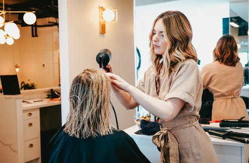 More than skin deep, beauty salons are places of sharing and caring