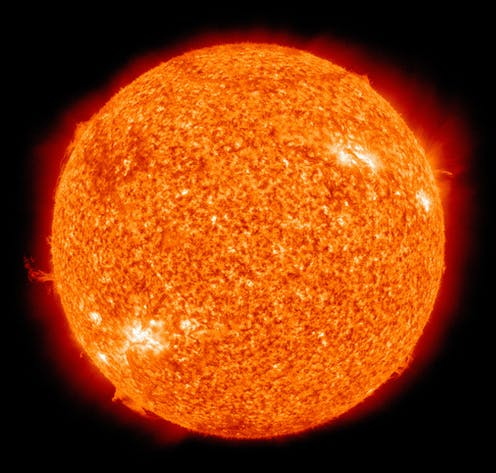 The Sun by the Atmospheric Imaging Assembly of NASA s Solar Dynamics Observatory.