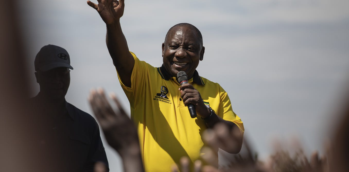Public approval is Ramaphosa's only defence against his enemies in the ANC