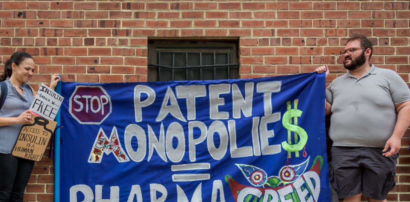 A secret reason Rx drugs cost so much: A global web of patent laws protects Big Pharma