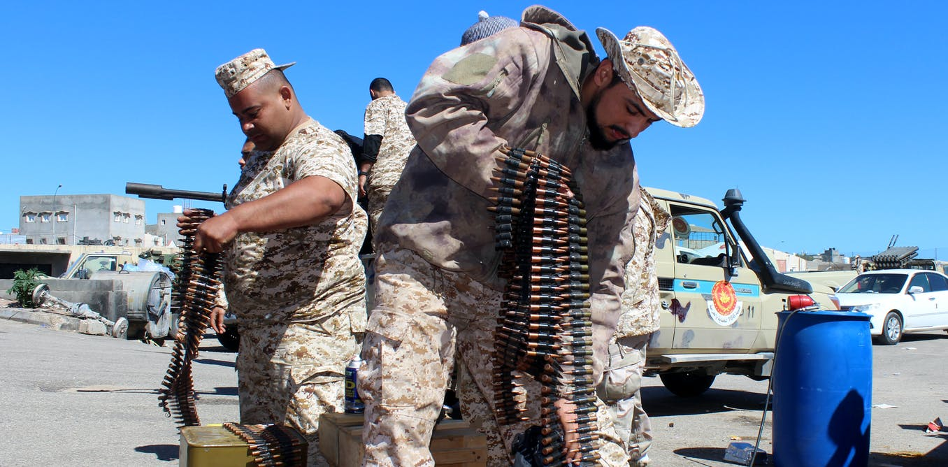 Libya: why enforcing an arms embargo is so hard
