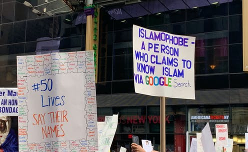 Islamophobia in the US did not start with Trump, but his tweets perpetuate a long history of equating Muslims with terrorism