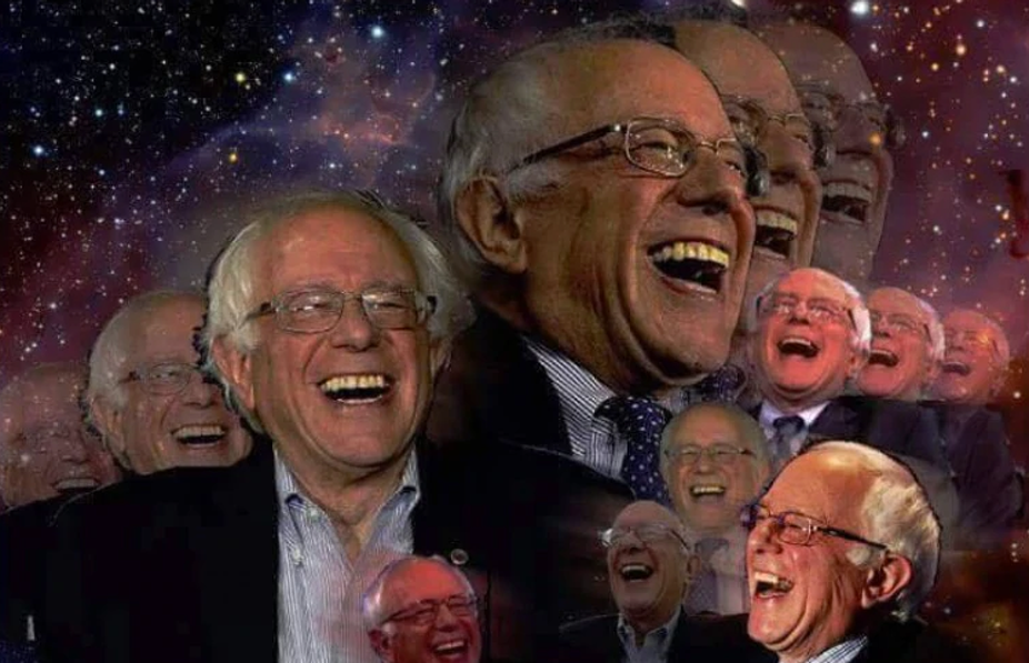 meme bernie sanders memes dank why missed matters might re endorsement stash format bigger played role even play