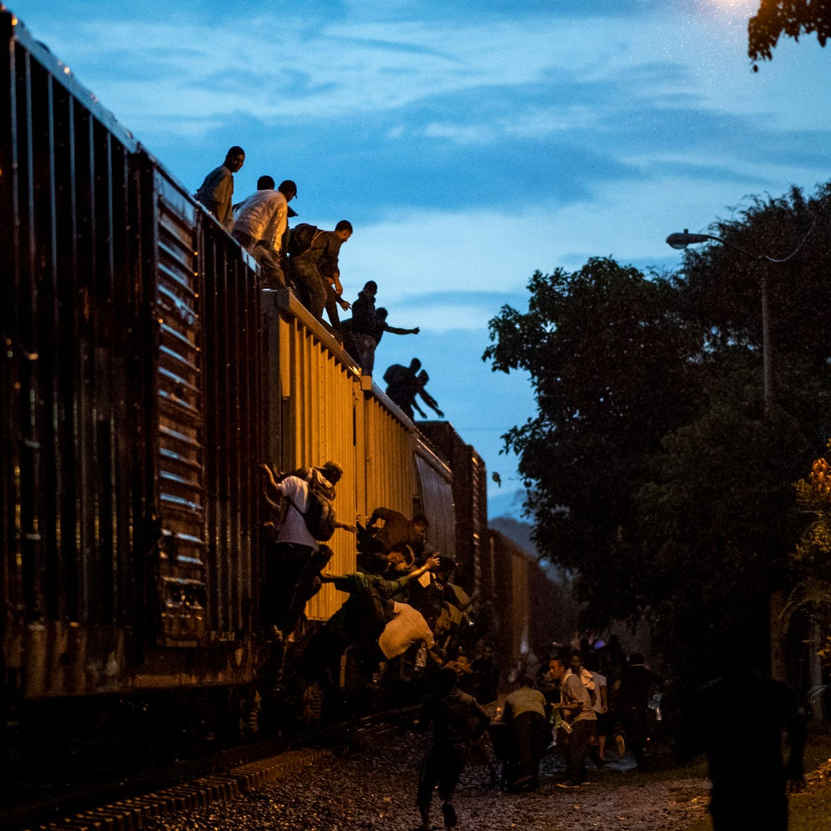 Migrants At Us Mexico Border Must Get Past Cartels Before Their Long Journey Ends