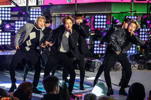 BTS are winning hearts the world over – but we are still wary of language diversity