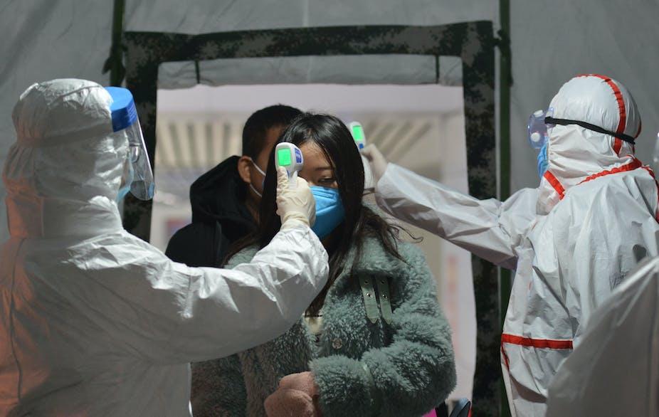 Coronavirus: why China's strategy to contain the virus might work