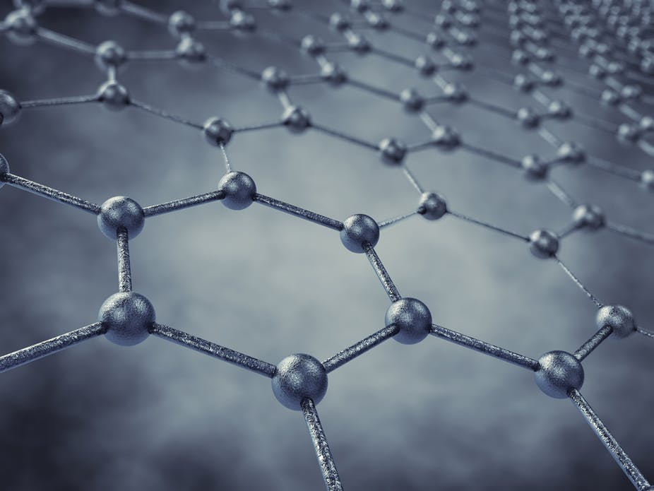 Graphene made from DNA could change electronics