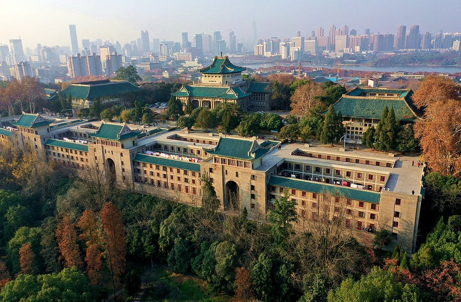 Recovery of Wuhan City in China, the Epicenter of the
