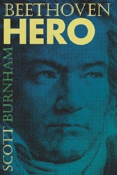 "Beethoven still inspires - ""Beethoven Hero"" by Scott Burnham"