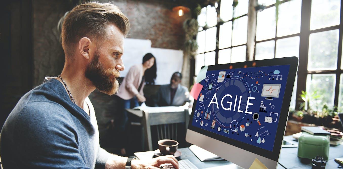 Management : trois leviers pour déployer les méthodes agiles à plus grande échelle