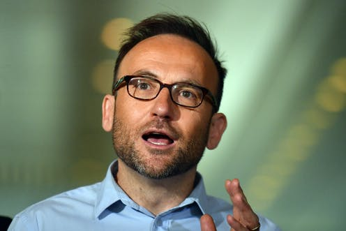 Adam Bandt will be a tougher leader, but the challenge will be in broadening the Greens' appeal