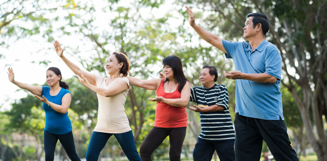 Tai chi health benefits? What the research says