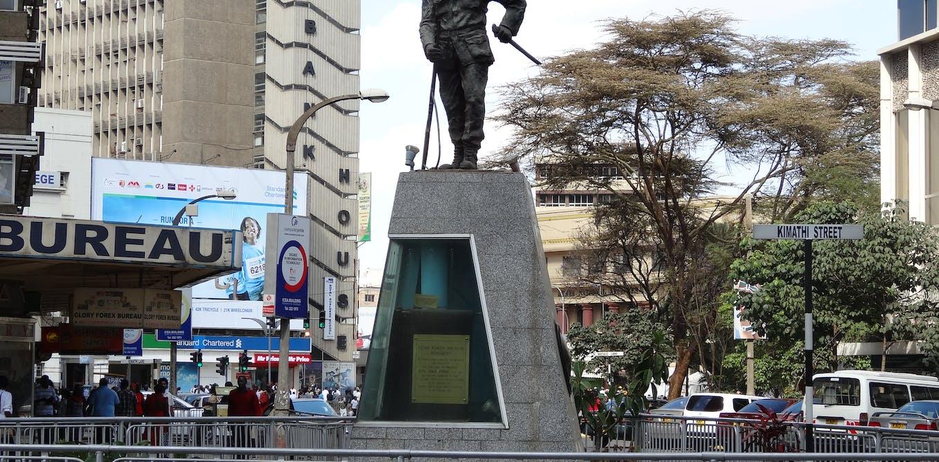 Why Kenya's Mau Mau gave up their fight