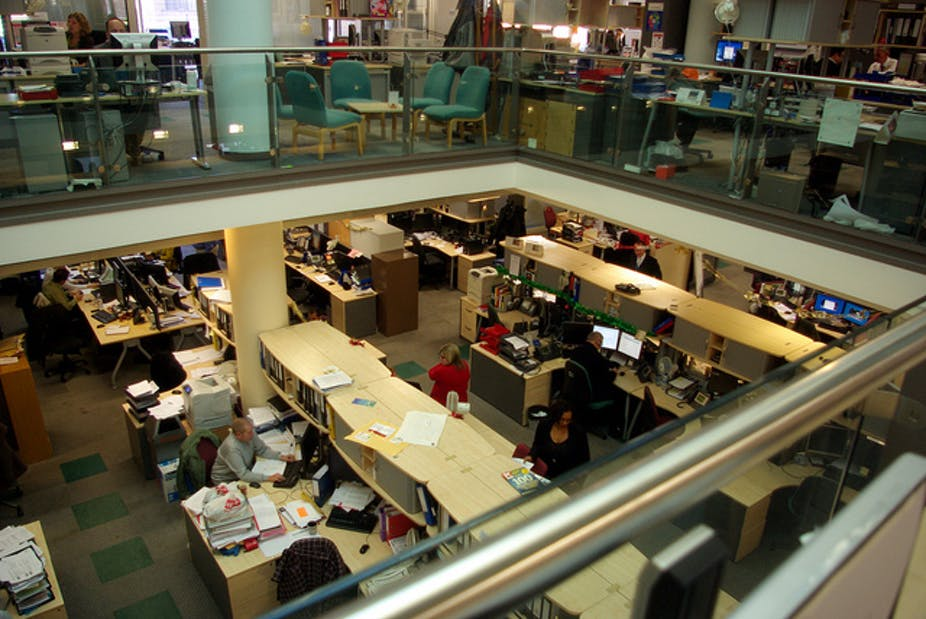 open plan offices attract highest levels of worker dissatisfaction