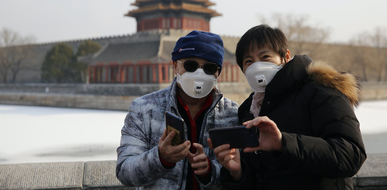 The coronavirus and Chinese social media: finger-pointing in the post-truth era