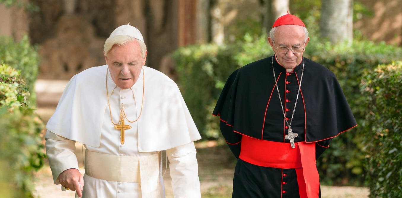 'The Two Popes' is beautifully set – but the film's omissions left me with a taste of exclusion