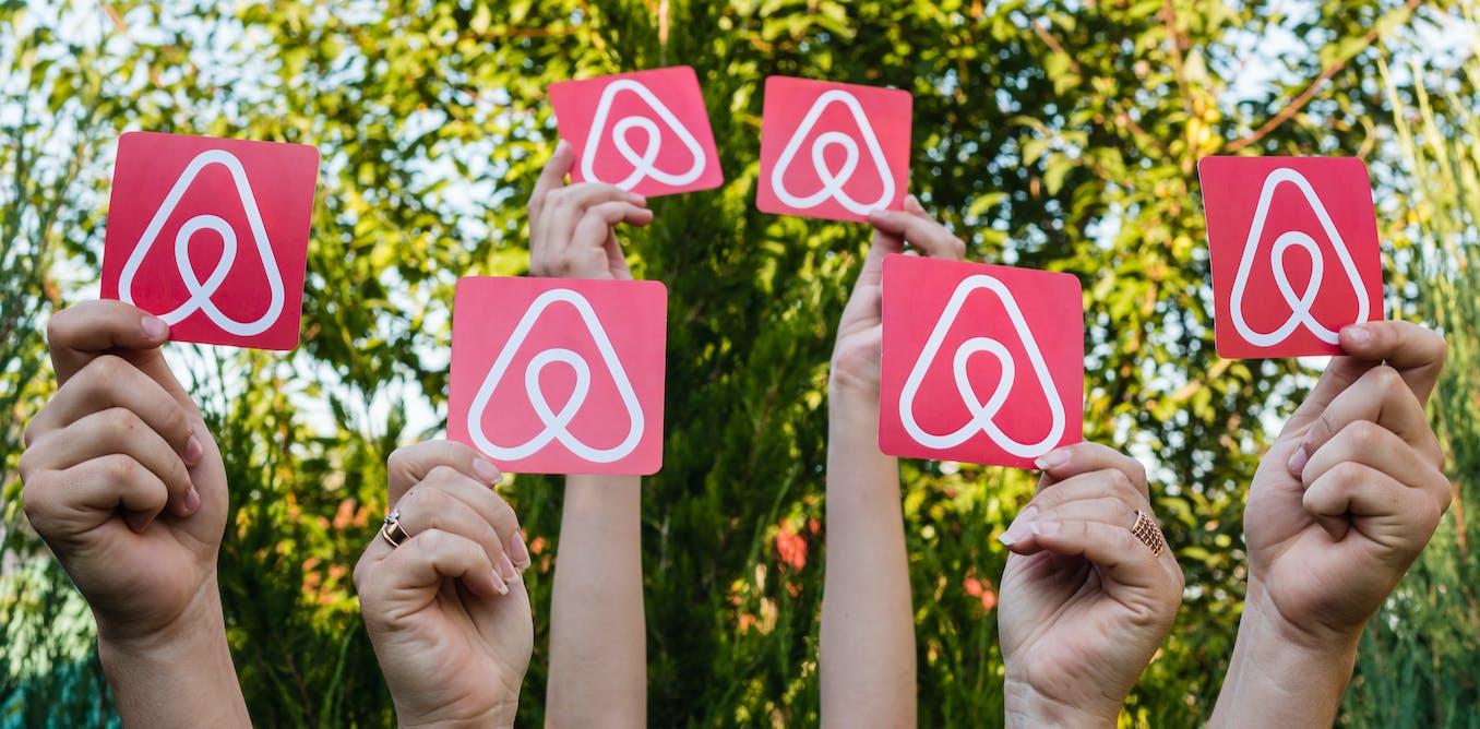 Podcast : Airbnb, le pari gagné de l'effet volume