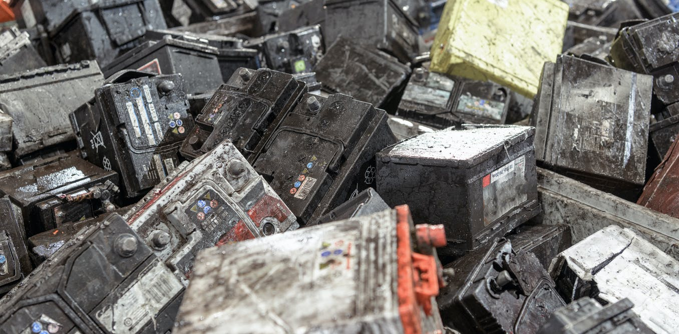 Africa's growing lead battery industry is causing extensive contamination
