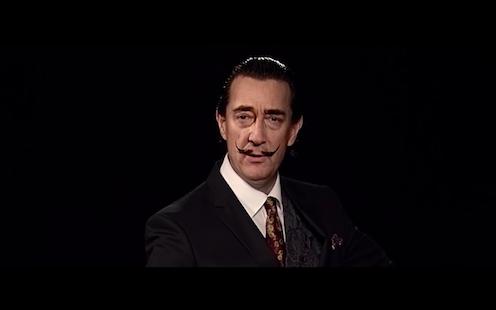 The Dalí planet.