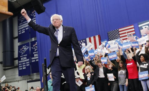 Sanders narrowly wins New Hampshire as Klobuchar surges, while Queensland is tied 50-50