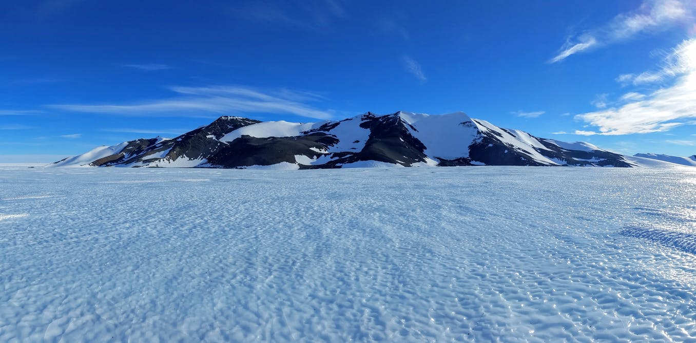 Ancient Antarctic ice melt caused extreme sea level rise 129,000 years ago – and it could happen again