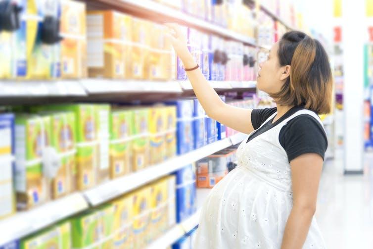 sugar in infant formula