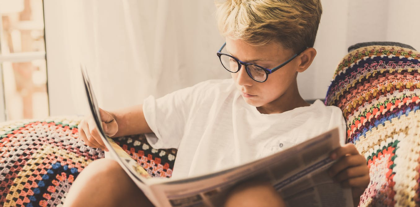 3 ways to help children think critically about the news