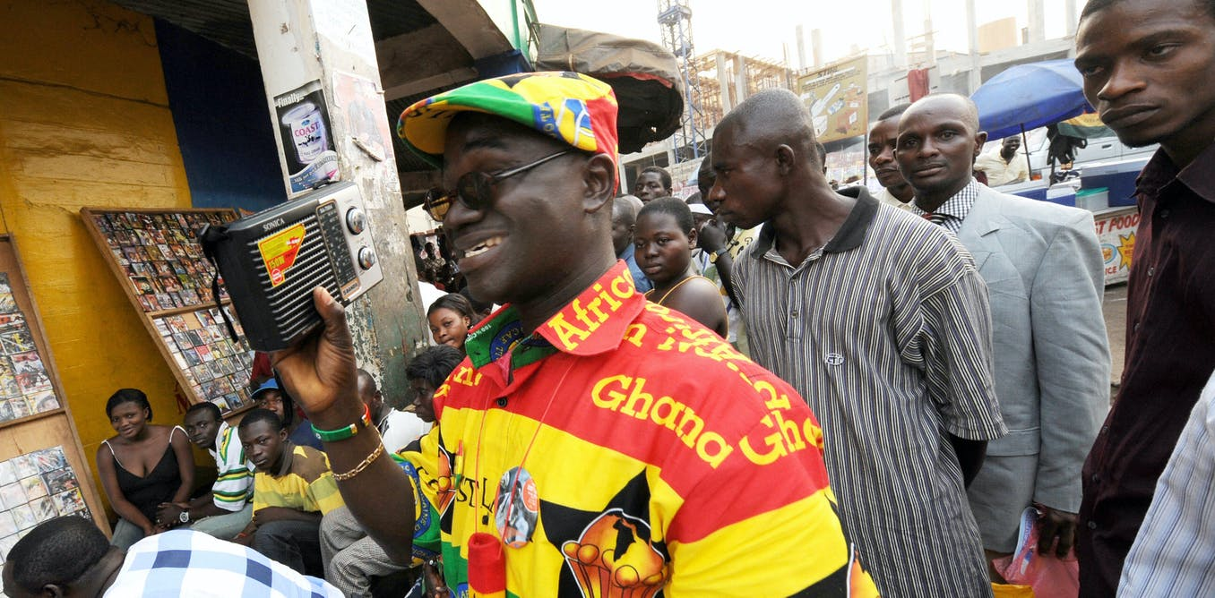 Radio in Ghana: from mouthpiece of coup plotters to giving voice to the people