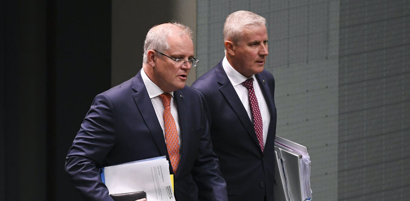 Grattan on Friday: Morrison can only look on as Nationals 'wicked problem' damages his government