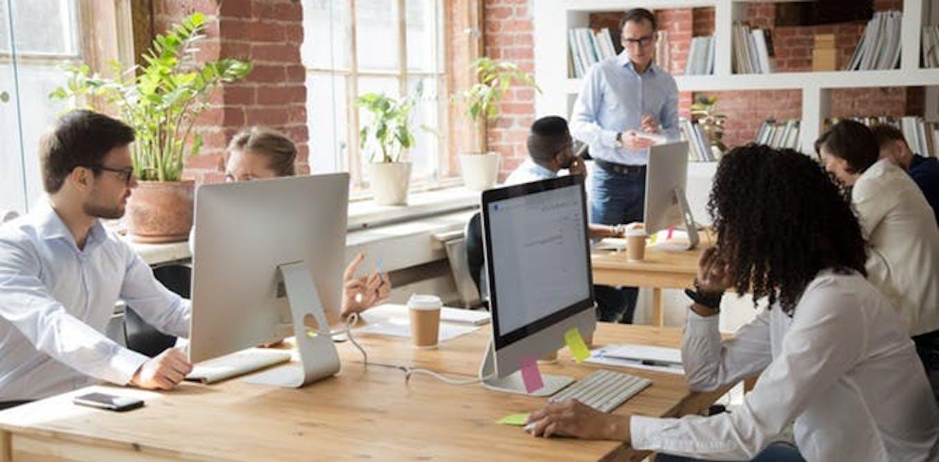 Co-working space: di balik revolusi dunia kerja