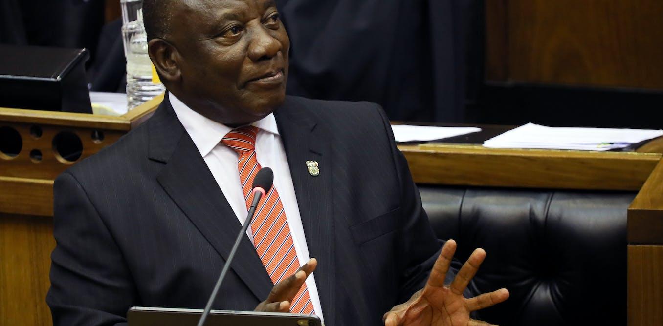 Ramaphosa dodges critical decisions, raising the question: is he a lame duck?