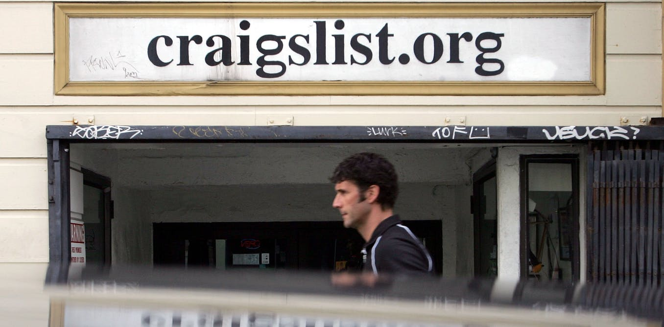 Craigslist turns 25 – a reminder that a more democratic version of the internet can still thrive