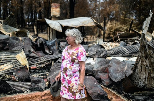 Nearly 80% of Australians affected in some way by the bushfires, new survey shows