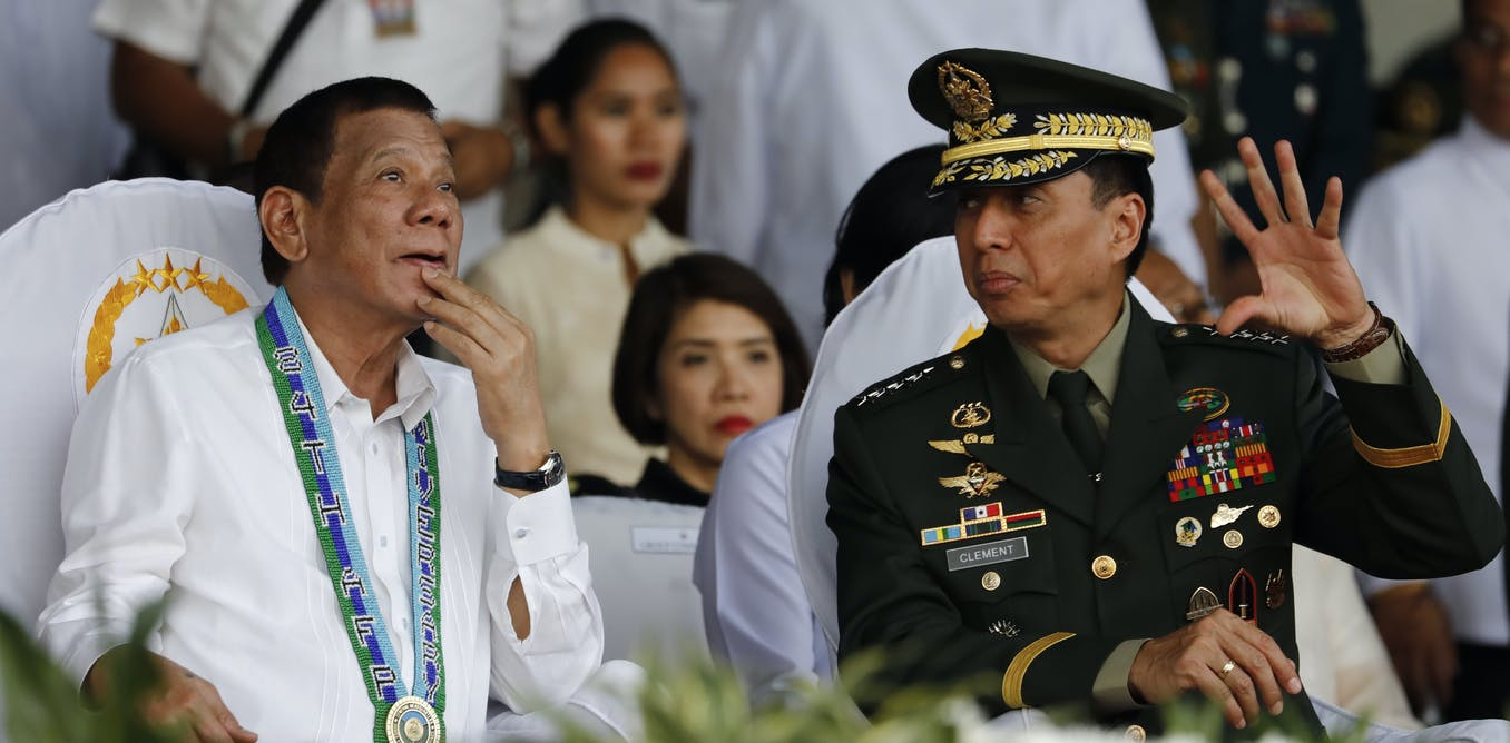Rodrigo Duterte terminated a military agreement with US – why it could push Philippines closer to China