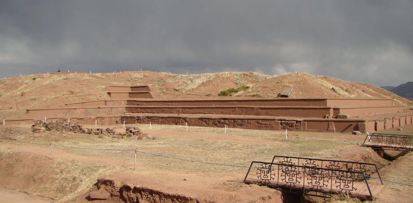 Malgré leur classement à l'Unesco, des ruines pré-incas en péril de destruction
