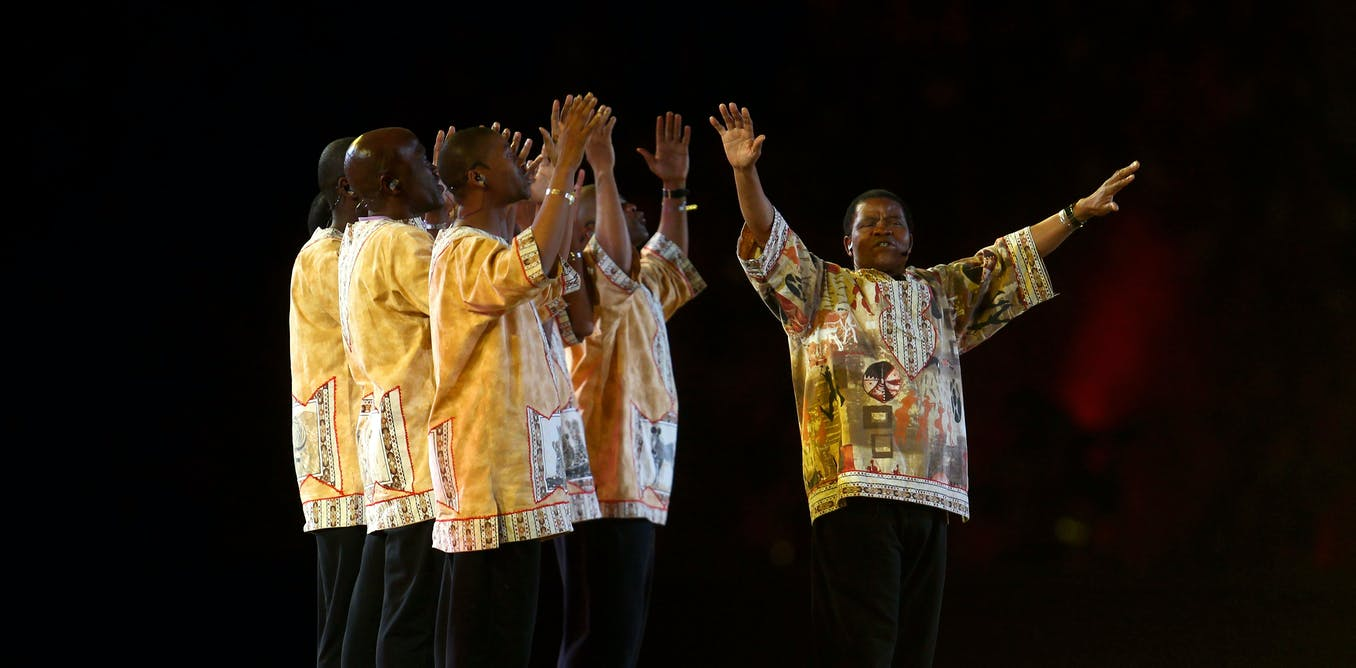 Dance softly and carry a big voice: understanding Joseph Shabalala