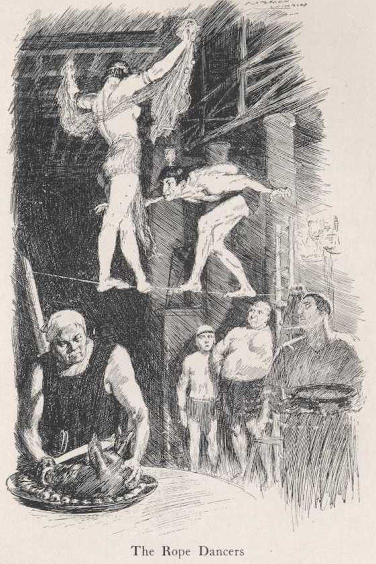 Petronius's Satyricon – sex, satire and naughty boys